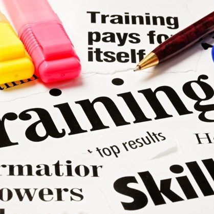 We provide training and employment services
